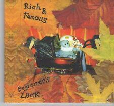 (DX469) Rich & Famous, Beginner's Luck - 2007 CD