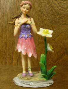 Faerie Glen Faerie FG842 NARCIA, 2005 Flower Coll. NEW/Box From Retail Store