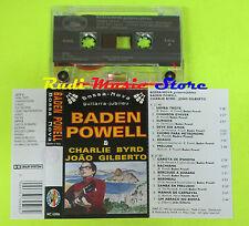 MC BADEN POWELL CHARLIE BYRD JOAO GILBERTO Bossa nova 1993 italy cd lp dvd vhs
