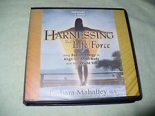 HARNESSING YOUR LIFE FORCE BARBARA MAHAFFEY 6 CD'S