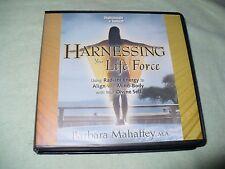 HARNESSING YOUR LIFE FORCE BARBARA MAHAFFEY 6 CD'S