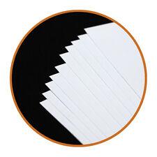 A4 Tarjeta-Blanco-libre de ácido, de calidad de archivo-Paquete De 10