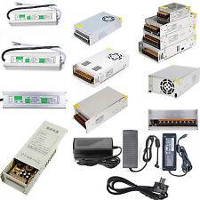 AC 110-220V TO DC 5V 12V 24V 2A/10A/15A/30A/40A/60A Power Supply Adapter for LED