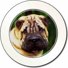 Cute Shar-Pei Dog Car/Van Permit Holder/Tax Disc Gift, AD-SH1T
