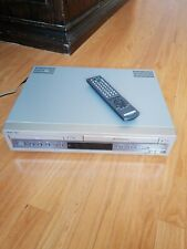 Sony SLV-D100 DVD VCR Combo Player Hi-Fi Stereo VHS Recorder w/Remote DVD not wo