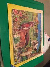 Ravensburger Puzzle Horse 44 Piece Cardboard Puzzle