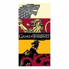 Game of Thrones Towel Official Licensed Beach Bath Targaryen Stark Lannister