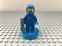New Lego Benny Minifigure & Disc From Dimensions Set 71214 (tlm057)
