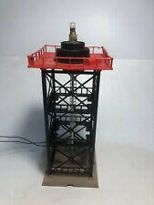 Lionel HO Scale Lighted Rotating Beacon Tower No. 0494