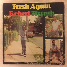 Robert Ffrench - Fresh Again Parish LP Rare Digital Reggae