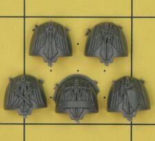 Warhammer 40K SM Dark Angels Deathwing Command Terminator Shoulder Pads (C)