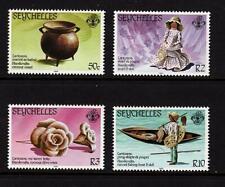Seychelles 1984 Traditional Handicrafts