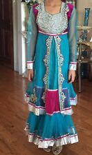 2 pieces Indian Traditional Clothes For Girls Size 6x To 7