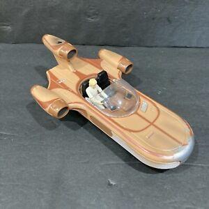 Star Wars Spin Master  Land Speeder - No Remote - Luke Skywalker Air Speeder