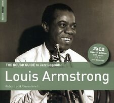 Louis Armstrong - Rough Guide to Louis Armstrong [New CD] UK - Import