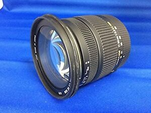USED Sigma Standard Lens 17-50mm F2.8 EX DC HSM for PENTAX Digital SLR EC F/S