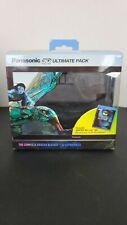 Panasonic 3D Ultimate Pack TY-EW3D3MMK3 Avatar Blu-ray + 2 Recargable Gafas