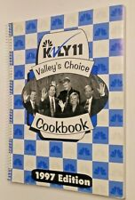 Valley's Choice Cookbook KVLY TV 11 NBC Fargo, ND 1997 Edition *Nice*