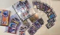 WAYNE GRETZKY #99 COLLECTORS BUNDLE NHL GOAT HOF OVER 200 CARDS & MORE READ INFO