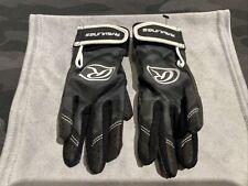 Rawlings Prodigy T-Ball Batting Gloves Medium Black/White Free Shipping!