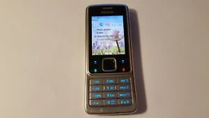 Nokia 6300 - Silver (Unlocked) Mobile Phone