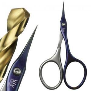 Titan - Self-Sharpening Skin Scissors Fine Tower Dark Blue Stahlkrone