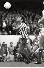 Original Press photo Sheffield Wednesday Imre Varadi avril 1985