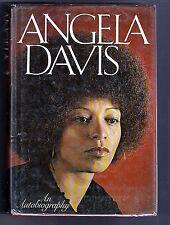 Angela Davis An Autobiography 1974 Stated 1st ED HC DJ Black Panther Party