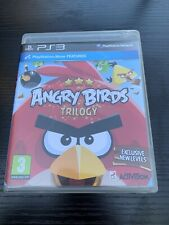 PS3 Angry Birds Trilogy (Playstation 3) Video Game Free Shipping