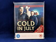 COLD IN JULY Steelbook Bluray Michael C.Hall Don Johnson Sam Shepard Western