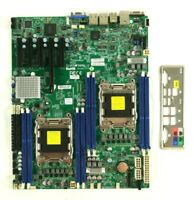 Supermicro X9DRD-iF Server Motherboard Dual Socket LGA2011 E-ATX Intel IO 8 DIMM