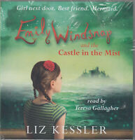 Emily Windsnap And Castle in the Mist Liz Kessler 3CD Audio Book NEW FASTPOST