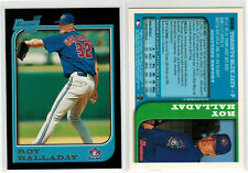 1997 BOWMAN ROY HALLADAY RC ROOKIE CARD #308