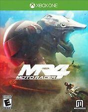 Moto Racer 4 (Microsoft Xbox One, 2017) Brand New Factory Sealed