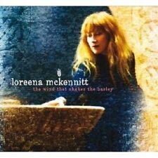"Loreena McKennitt ""the Wind That Shakes..."" CD NUOVO"