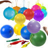 8 ASSORTED LARGE PUNCH BALLOONS PARTY LOOT GOODY BAG FILLERS FAVOURS TOYS