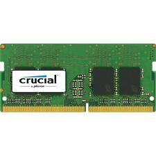 Crucial SO-DIMM 4 GB DDR4-2400 SR, Arbeitsspeicher