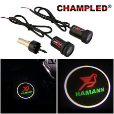 CHAMPLED HAMANN TUNING 2 LED Door Projector Logo Shadow Car Tuning lights emblem