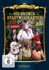Die Bremer Stadtmusikanten - Märchen Klassiker (Blau) - DVD