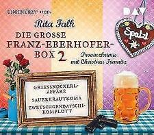 Die große Franz-Eberhofer-Box 2 von Rita Falk (2018)