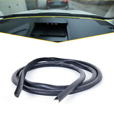 1.6M Rubber Auto Car Window Trim Edge Moulding Weatherstrip Seal Strip