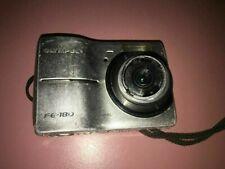 Olympus FE-180 6.0 MP Digital Camera - Silver