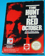 The Hunt For Red October - Nintendo NES - PAL