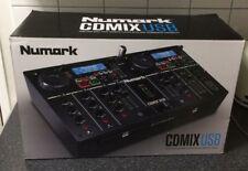 Numark CD Mix USB MP3 DJ Controller Mixer with Displays