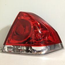 2006 2007 2008 2009 2010 2011 2012 2013 Chevy Impala/14-16 Limited R Tail Light
