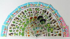 Plants vs Zombies Puffy Stickers Sheet Party Supplies Oz Seller BUY 2 GET 1 FREE