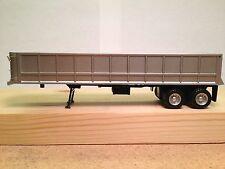 HO 1/87 Promotex/Herpa # 5281  -  36' -  2 axle Gravel Truck Semi Trailer