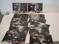 Rolling Stones 1973 <<Exile on Main Street>> Postcards detached all 12