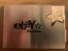 EBay Power Seller Business Card Case & SKYPE Software & Headset & eBay Sticker