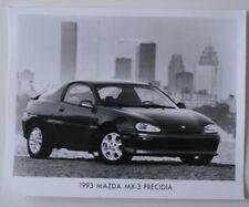 MAZDA MX-3 Precidia 1993 Official Press photo - Canada - ST501001117